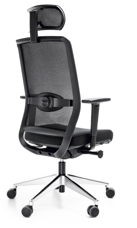 Fotel Veris Net 111SFL - 24h
