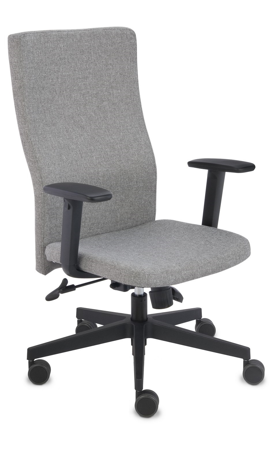 Krzesło Team PLUS black - 24h