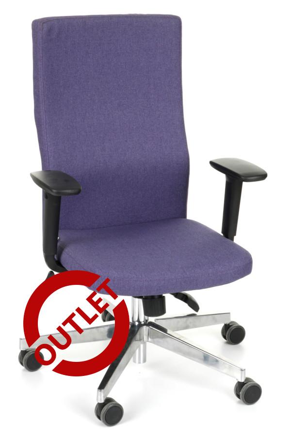 Krzesło Team PLUS chrome - OUTLET