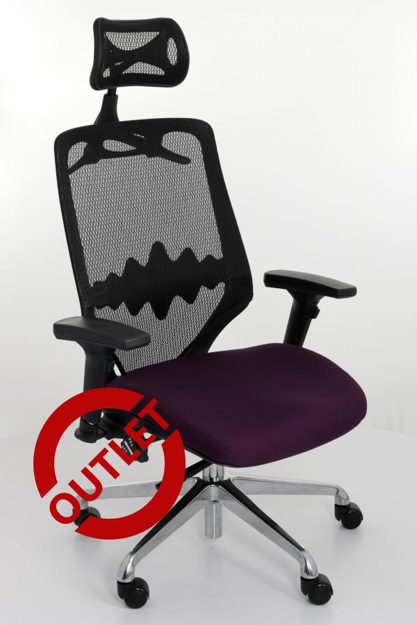 Fotel Futura 4S K09 - OUTLET