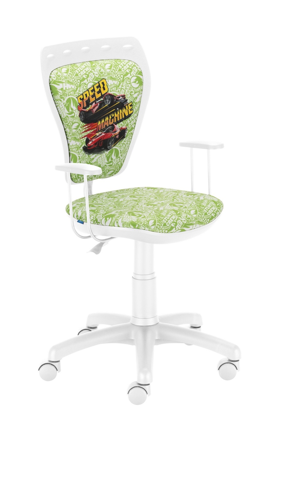 Krzesło Ministyle White Hot Wheels 2 - 24h