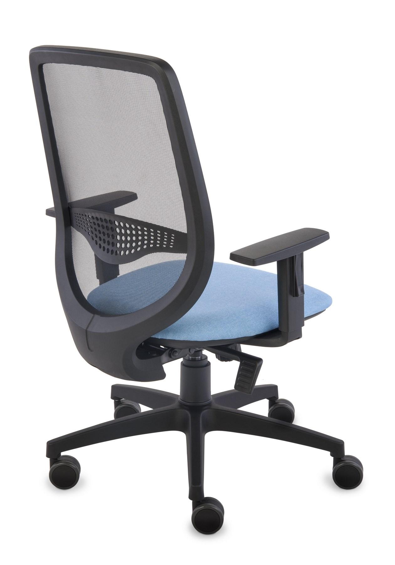 Krzesło Zuma black - 24h