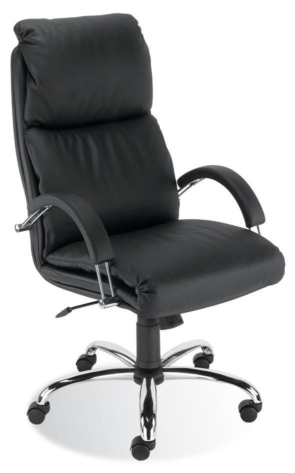 Fotel Nadir steel