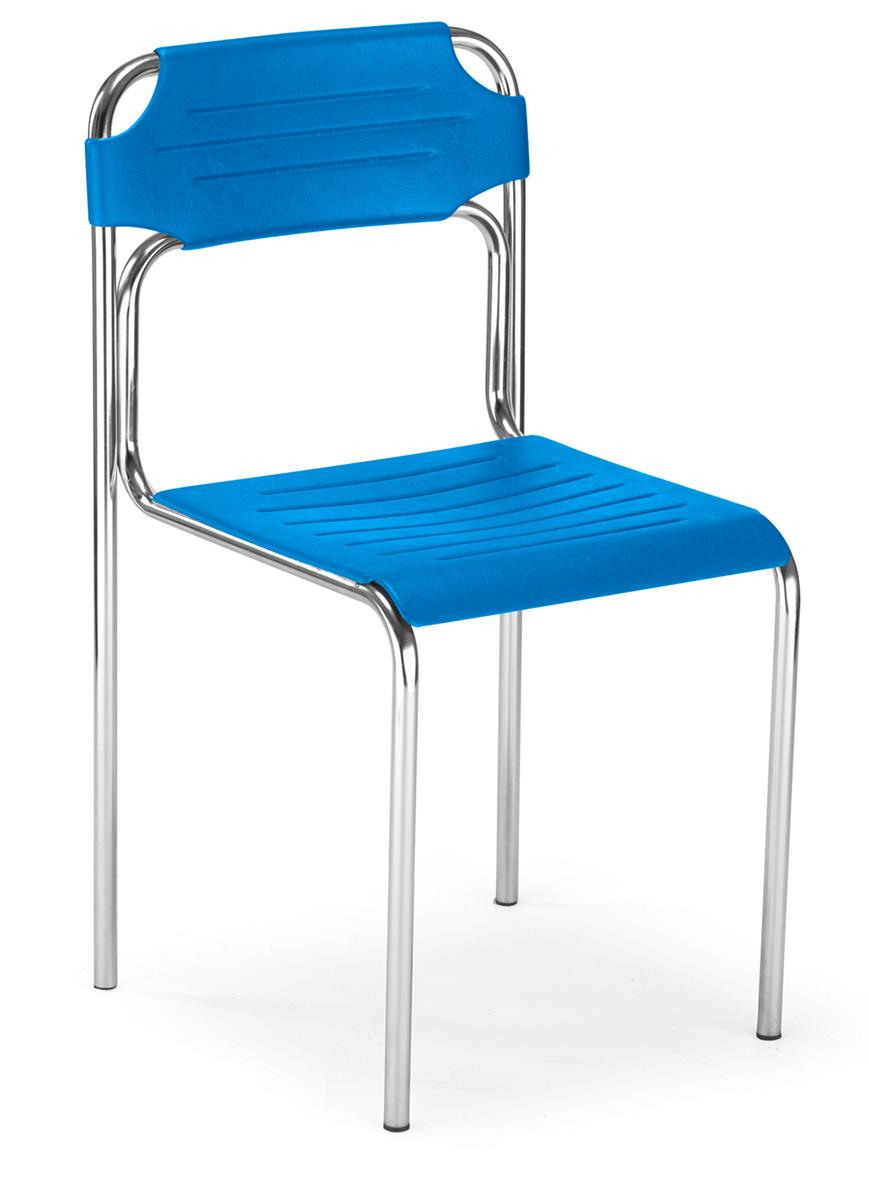 Krzesło Cortessa chrome