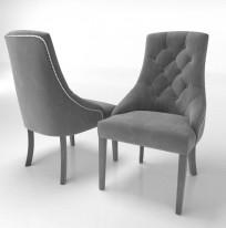 Krzesło Sisi 2 z pinezkami - zdjęcie 13