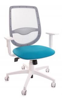 Krzesło Zuma white - 24h