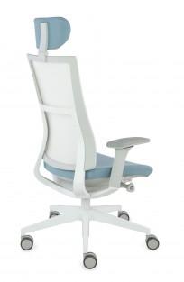Fotel Violle 151SFL biały - zdjęcie 3