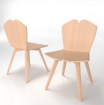 Krzesło X wood - zdjęcie 8