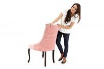 Krzeslo Alexis 2 z pinezkami, nogi Ludwik - zdjęcie 11