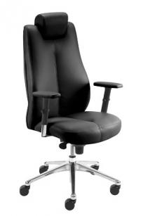 Fotel Sonata lux HRU R15 steel - Outlet 24h