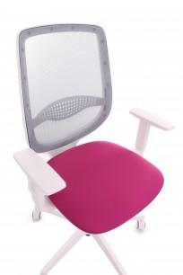 Krzesło Zuma white - 24h - zdjęcie 10