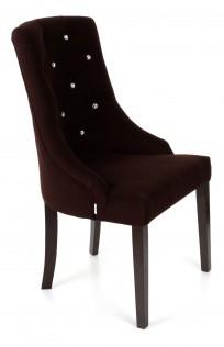 Krzesło Cristal z kryształkami - zdjęcie 16