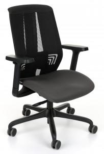 Krzesło Flex Black - OUTLET - zdjęcie 4