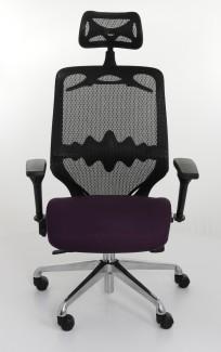 Fotel Futura 4S K09 - OUTLET - zdjęcie 3