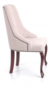 Krzeslo Alexis 2 z pinezkami, nogi Ludwik - zdjęcie 4
