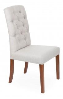 Krzesło Astoria Chesterfield 3 z pinezkami i kołatką - zdjęcie 11