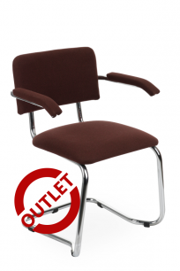 Krzesło Sylwia S Arm - OUTLET - zdjęcie 2