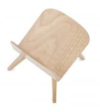 Krzesło Malmo wood - zdjęcie 4