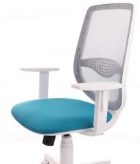 Krzesło Zuma white - 24h - zdjęcie 4