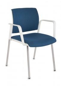 Krzesło Set Arm White