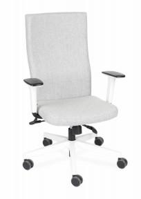 Krzesło Team Plus white - 24h