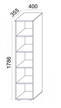 Regał Sove SV-03 - zdjęcie 7
