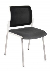 Krzesło Set Net White - 24h