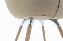 Fotel Fan 10HW wood - zdjęcie 6