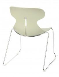 Krzesło Mariquita P OLIWKOWA - outlet - zdjęcie 4