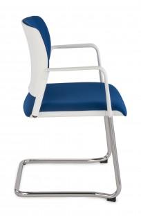 Krzesło Set V Arm White - zdjęcie 3