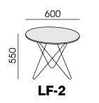 Stolik Loft LF2 - zdjęcie 3