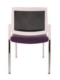 Krzesło Set Net White - zdjęcie 6