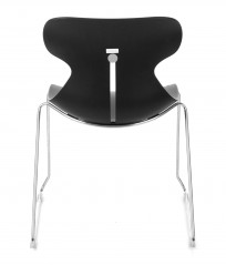 Krzesło Mariquita P CZARNY - outlet - zdjęcie 5
