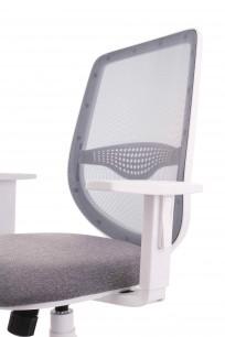 Krzesło Zuma white - 24h - zdjęcie 5