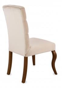 Krzesło Astoria pikowanie Chesterfield, nogi Ludwik - zdjęcie 4