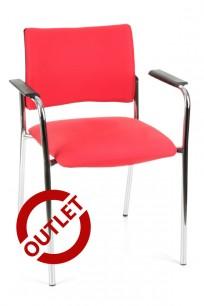Krzesło Intrata V31 FL Arm SM12 - OUTLET - zdjęcie 2