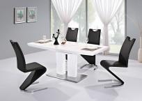 Biały stół rozkładany Divani - zdjęcie 2