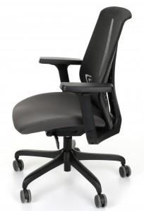 Krzesło Flex Black - OUTLET - zdjęcie 3