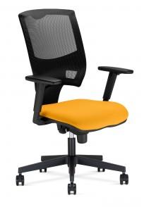 Krzesło Officer Net - zdjęcie 3