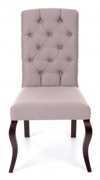 Krzesło Astoria pikowanie Chesterfield, nogi Ludwik - zdjęcie 11