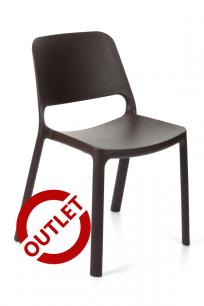 Krzesło Capri Brąz - OUTLET