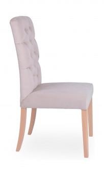 Krzesło Astoria Chesterfield 3 z pinezkami i kołatką - zdjęcie 5