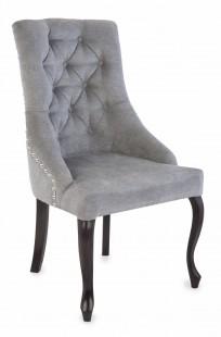 Krzesło Sisi 2 z pinezką, nogi Ludwik - zdjęcie 2