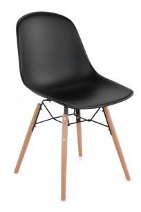 Zestaw Piano stół + 4 krzesła - 24h - zdjęcie 3
