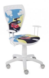 Krzesło Ministyle White Turbo - 24h