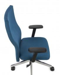 Krzesło Team PLUS chrome - zdjęcie 3