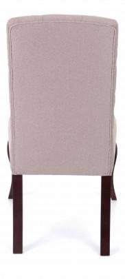 Krzesło Astoria pikowanie Chesterfield, nogi Ludwik - zdjęcie 9