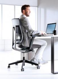 Krzesło Xenon Net 101 SFL/STL - zdjęcie 5
