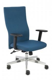 Krzesło Team PLUS chrome - 24h