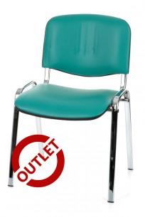 Krzesło Iso chrome V20 - OUTLET
